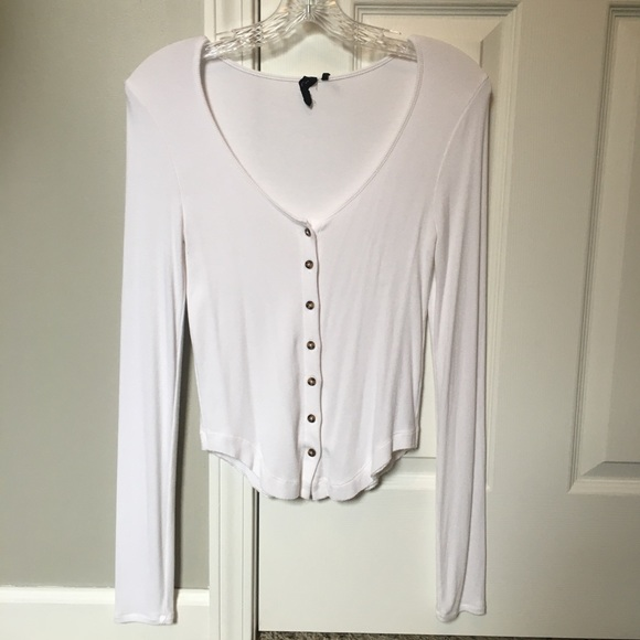 Urban Outfitters Tops - Long sleeve button down